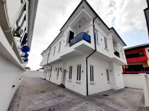 4 bedroom Semi Detached Duplex House for sale By chevron lekki toll gate  chevron Lekki Lagos