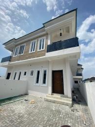 4 bedroom Semi Detached Duplex House for sale Orchid ROAD, chevron just after the lekki second toll gate chevron Lekki Lagos