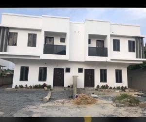 4 bedroom Semi Detached Duplex House for sale Diamond Estate Phase 1 Monastery road Sangotedo Lagos