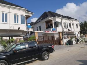 4 bedroom Semi Detached Duplex House for rent Grace court estate Ologolo Lekki Lagos