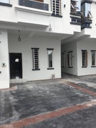 4 bedroom Terraced Duplex for rent Conversation Road Chevron By 2nd Toll Gate, Chevron Lekki chevron Lekki Lagos