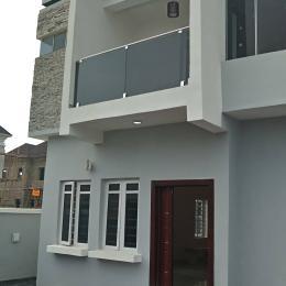4 bedroom Detached Duplex House for sale at  Lekki Palm City Estate, overlooking VGC lagoon. Off Lekki-Epe Expressway Ajah Lagos