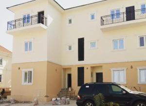 4 bedroom Terraced Duplex House for sale Nnpc Guzape Guzape Abuja