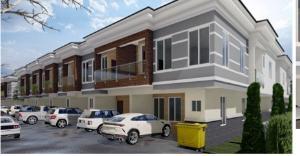 4 bedroom Terraced Duplex House for sale Atlantic Ville Estate. VGC Lekki Lagos