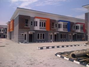 4 bedroom Terraced Duplex House for rent Lekki gardens phase 2 Abraham adesanya estate Ajah Lagos