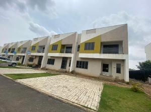 4 bedroom Terraced Duplex for sale Fha Bridge Immediately By The Roundabout Kubwa Abuja