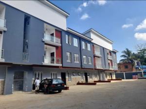 4 bedroom Terraced Duplex for sale Commonwealth Avenue Off Ilupeju Estate Road Coker Road Ilupeju Lagos