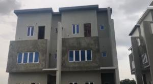 4 bedroom Terraced Duplex for sale Next To Mobile Fuel Station Gaduwa Abuja
