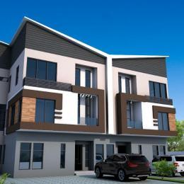 4 bedroom Terraced Duplex House for sale Custorm quarters Kado Abuja