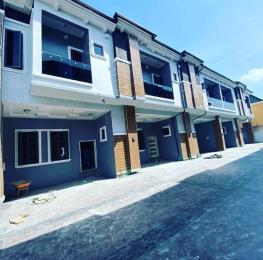 4 bedroom Terraced Duplex House for rent Chevron  Lekki Phase 2 Lekki Lagos