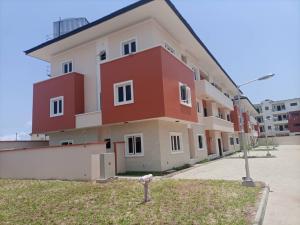 Terraced Duplex House for rent In an estate  Ikate Lekki Lagos