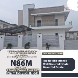 4 bedroom Detached Duplex for sale Pearl Garden Estate By Novare Shoprite Sangotedo Ajah Lagos
