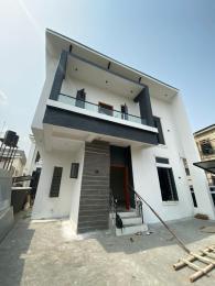 4 bedroom Detached Duplex House for sale Before Abraham Adesanya Roundabout  Thomas estate Ajah Lagos