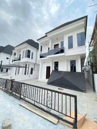 4 bedroom Detached Duplex for sale Chevron Drive chevron Lekki Lagos