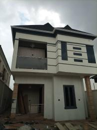 4 bedroom Detached Duplex House for sale OMOLE phase 2 Omole phase 2 Ojodu Lagos