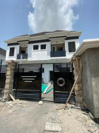 4 bedroom Semi Detached Duplex House for sale Before Abraham Adesanya Roundabout  Thomas estate Ajah Lagos