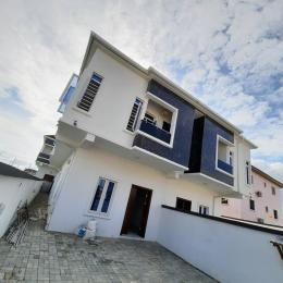 4 bedroom Semi Detached Duplex House for sale Located At Ologolo By Jakande Lekki Lagos Nigeria  Ologolo Lekki Lagos