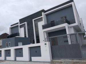 4 bedroom Semi Detached Duplex House for sale Located At Agungi Lekki Lagos Nigeria  Agungi Lekki Lagos
