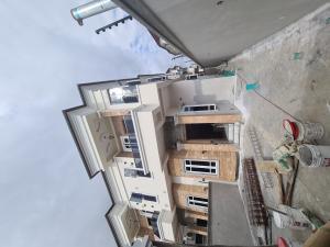 4 bedroom Semi Detached Duplex House for sale Behind megachicken  Ikota Lekki Lagos