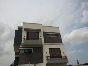 4 bedroom Semi Detached Duplex House for sale shonibare estate  Shonibare Estate Maryland Lagos