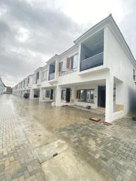 4 bedroom Terraced Duplex for sale 2nd Toll Off Orchid Hotel Road chevron Lekki Lagos
