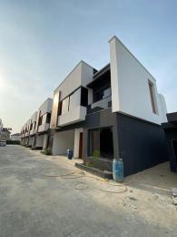 4 bedroom Terraced Duplex House for sale By Jakande Shoprite  Osapa london Lekki Lagos