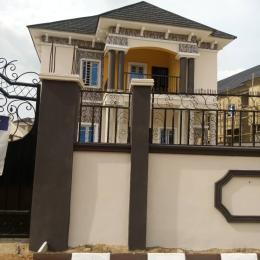 4 bedroom Detached Duplex House for sale Banky Height Estate Magboro Obafemi Owode Ogun