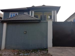 3 bedroom Blocks of Flats House for rent In a gated close Opposite PRAYER City, MFM, Off Lagos Ibadan Express Way Ogun State  Magboro Obafemi Owode Ogun