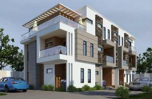 3 bedroom Blocks of Flats for sale Abraham Adesanya Lekki Scheme 2 Ajah Lagos
