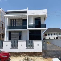5 bedroom Detached Duplex House for sale Lakeview Estate chevron Lekki Lagos