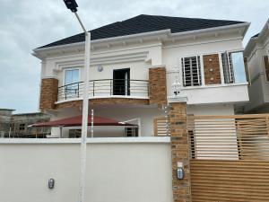 5 bedroom Detached Duplex for sale Chevron Axis chevron Lekki Lagos