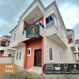 5 bedroom Massionette House for sale orchid Lekki Phase 2 Lekki Lagos