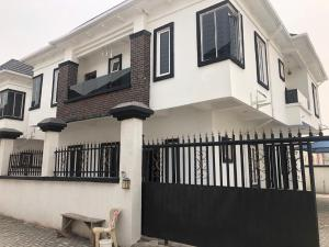 Detached Duplex House for sale Osapa  Osapa london Lekki Lagos