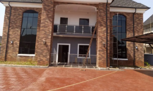 5 bedroom Detached Duplex House for sale OFF DUBLINA HOTEL ASABA Oshimili North Delta