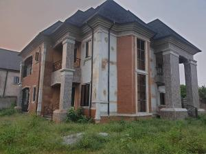 5 bedroom Detached Duplex House for sale Anointed junction,sapele road Central Edo