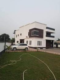 5 bedroom Detached Duplex House for sale GRA police station road, GRA Asaba Delta