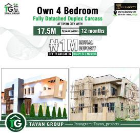 4 bedroom Detached Duplex House for sale Idu Industrial layout Idu Abuja