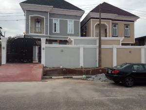 5 bedroom Detached Duplex House for rent Phase 1 est omole Omole phase 1 Ojodu Lagos