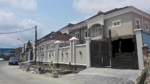 5 bedroom House for rent Plot 100, Owukori Crescent Alaka Estate Surulere Lagos