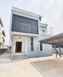 5 bedroom Detached Duplex House for sale Pinnock beach Osapa london Lekki Lagos