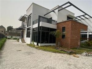 5 bedroom Massionette House for sale Katampe Ext Abuja