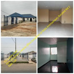 5 bedroom Office Space Commercial Property for rent Along Bab Animashahun Street  Bode Thomas Surulere Lagos