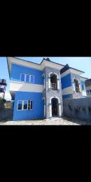 6 bedroom Semi Detached Duplex House for sale Okun-Ajah Abraham adesanya estate Ajah Lagos