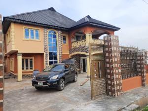 5 bedroom Semi Detached Duplex House for rent Agbeloba via upright hotel quarry road abeokuta  Abeokuta Ogun