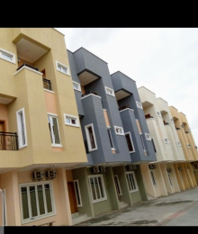 5 bedroom Terraced Duplex House for sale Off adeniyi  jones Adeniyi Jones Ikeja Lagos