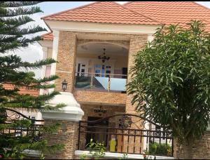5 bedroom Detached Duplex House for rent Sunnyvale estate Lokogoma Abuja