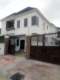 5 bedroom Detached Duplex House for sale Oral estate, immediately after Lekki 2nd (chevron) Toll Gate, Lekki, Lagos  Oral Estate Lekki Lagos