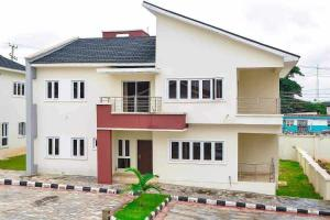 5 bedroom Detached Duplex House for sale Adron court 1. Jericho Ibadan Oyo