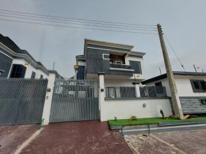 4 bedroom Detached Duplex House for rent chevron tollgate  Lekki Phase 2 Lekki Lagos