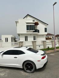 5 bedroom Detached Duplex House for sale Before Abraham Adesanya Roundabout  Thomas estate Ajah Lagos